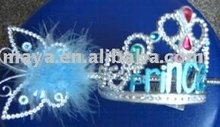 Manufacturers wholesale fashion beauty pageant queen crowns and tiaras for sale OEM&ODM
