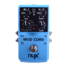 NUX Mod Core Guitar AMP Effect Pedal 8 Modulation Effects