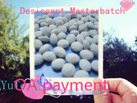 Desiccant Plstic Masterbatch/Fuctional Moisture Absorbent Masterbatch/Cao PE Foaming Masterbatch