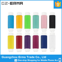 3.5cm Assorted Colorful Charging Cable Protector Saver Protective Data Link For iPhone 5 ,5s ,6 ,6S, 6 Plus