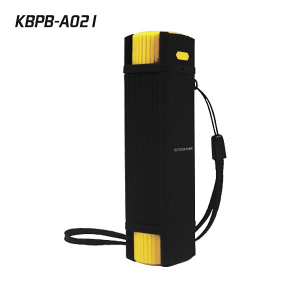 Power+Flash 2600mah charger battery Outdoor mobile power colourful