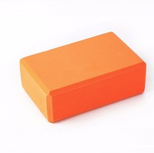 High quality multi-dimensional 3*6*9inches sports gym 3x6x9 inches single color eva yoga block and bricks