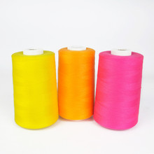 40s/2 thread good twist spun polyester sewing thread made in China