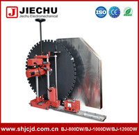 BJ-800DW 300mm construction equipment mini electric saw machine