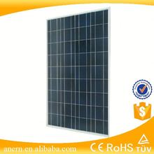 Economical high efficiency 5W to 295W solar cells for solar panels
