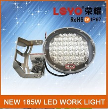 OEM service round 185W led driving light 10-30V DC 9 inch work light 185W