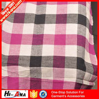 hi-ana fabric1 Your one-stop supplier 100 cotton yarn dyed woven fabric