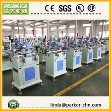 pvc window door machine copy router machine for lock hole processing