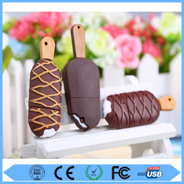 Best selling ice cream usb flash drive with all models