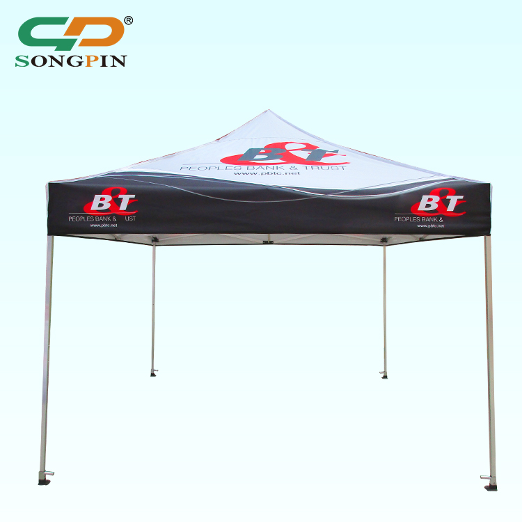 Outdoor Easy Pop Up Canopy Advertising Promotion Tent 3mx3m