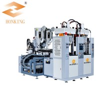 static 2 Color PVC TPR sole injection moulding machine