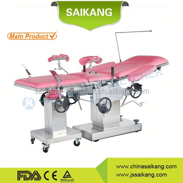 China Manufacturer Luxury Cheap Hospital Table For Operation