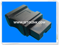 2014 J1962/OBDII OBD Adapter 16pin Male Connector Core for Car Diagonosis