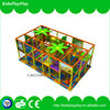 Cheap and high quality small type used indoor preschool Playground equipment
