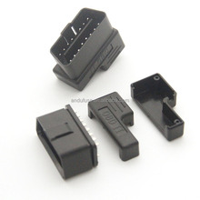 OBD connector OBD2 diagnostic male plug Andu electronic factory direct sales