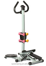 Multifunction Mini Stepper With Twist,Dumbbell ,handle bar And Computer AMA-5019A