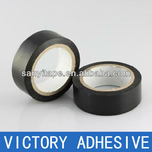 dongguan victory jumbo roll pvc electrical insulation tape
