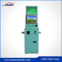 parking system ticket vending machine with wifi module