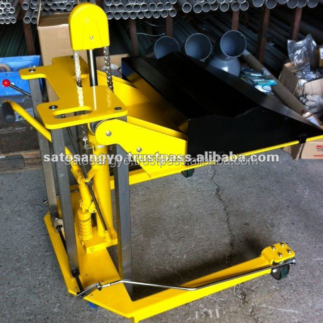 Reliable ebay korea roll lift table for industrial use , small lot oder also available