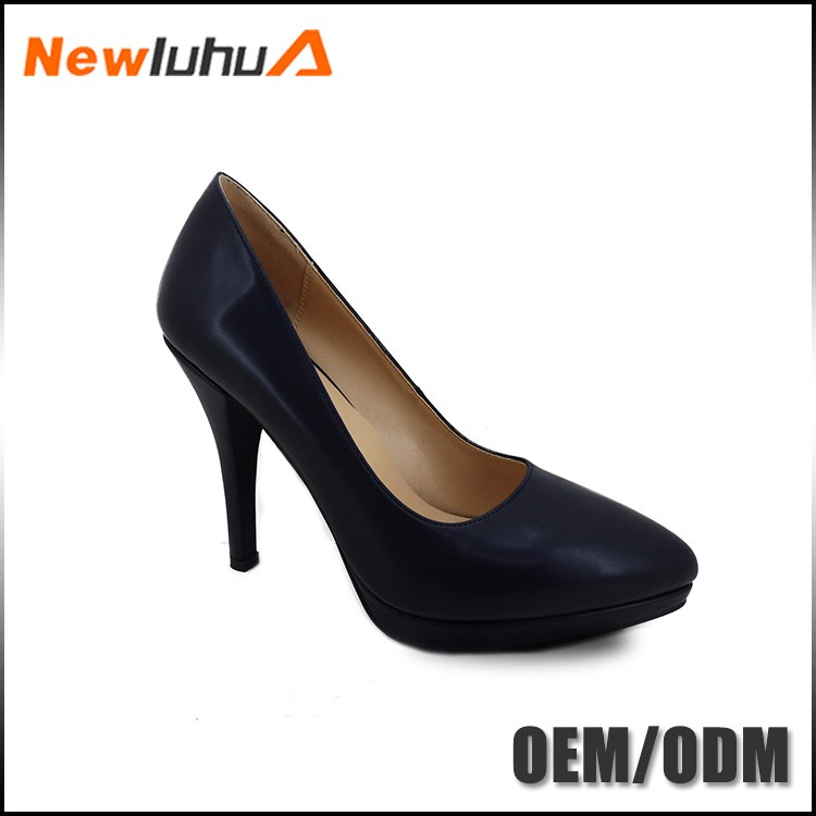 High quality comfortable women high heel shoes