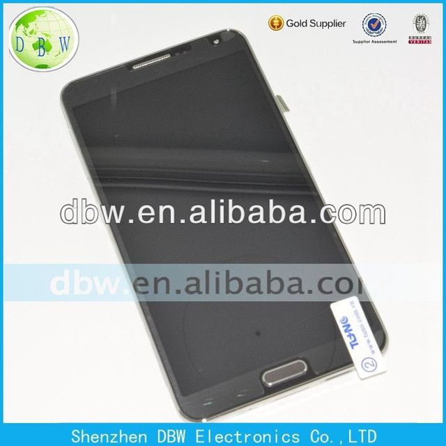 LCD Display Touch Screen Digitizer Assembly Replacement for Samsung Galaxy Note 3 N900