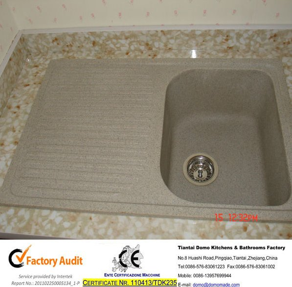 quartz composite kitchen sinks