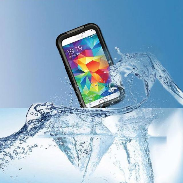 IP-68 Water-Resistance Waterproof Case for Samsung S3 S4 S5 Mobile Phone