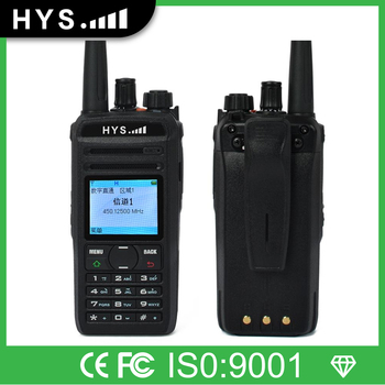 GPS Function Digital Portable Ham Two Way Radio TC-819DP from China