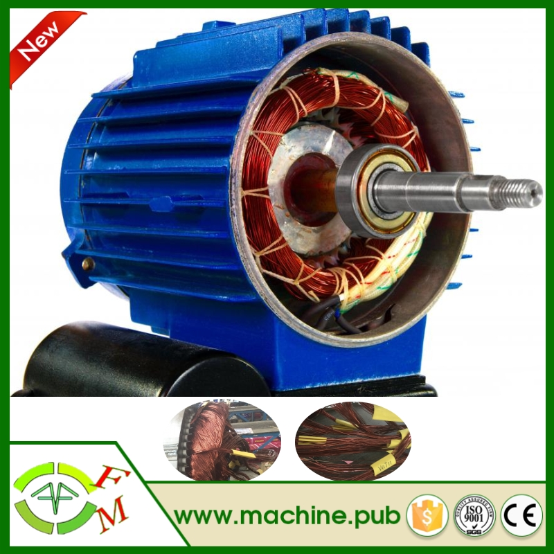 High efficacy Easy operation 5kw permanent magnet motor