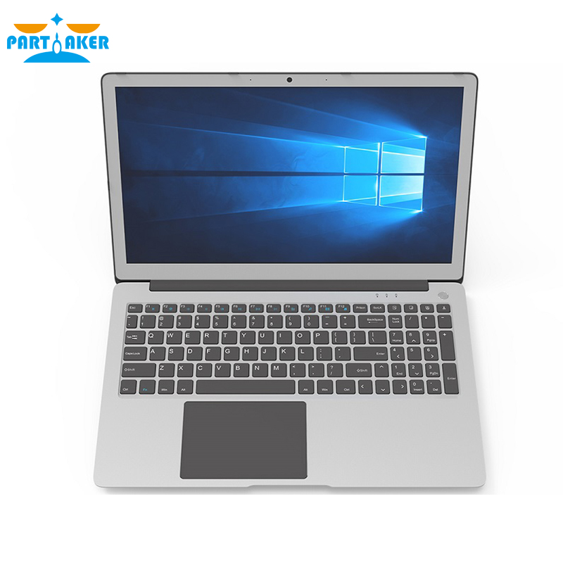 Partaker L3 i5 8250U Quad Core 15.6 inch <strong>Laptop</strong> Computer UltraSlim <strong>Laptop</strong> with Bluetooth WiFi Backlit Keyboard