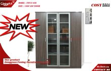 wooden storage box with wheels godrej 4 drawer steel filing cabinet sliding glass door filing cabinet