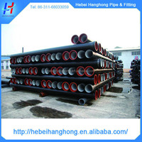 schedule 40 large diameter no-hub epoxy coated cast iron pipe