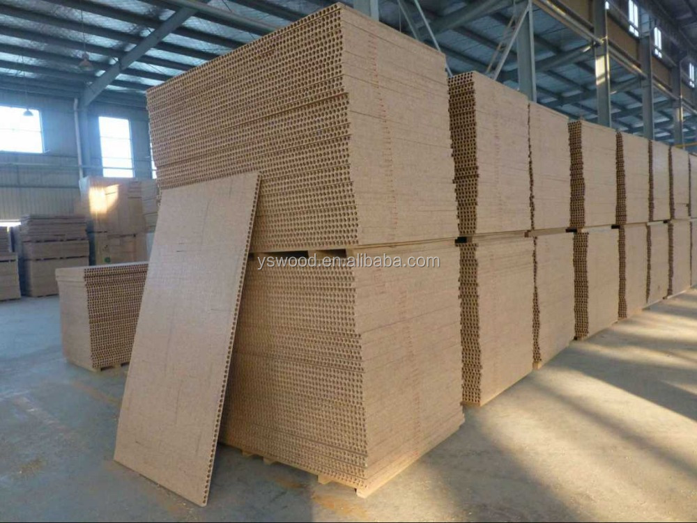 GOOD PRICE TUBULAR PARTICLE BOARD