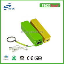 2015 new credit card li-scgk power bank battery 20000mah for fast charging power bank