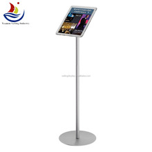 New products alibaba factory metal sign stand a display board sign board for display board