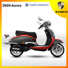 ZNEN MOTOR --The Cheapest Gasoline Scooter