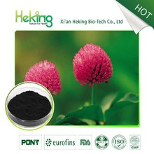 100% natural red clover extract isoflavone 2.5%.red clover extract isoflavone 2.5%