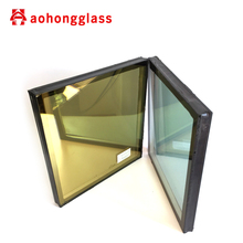 Insulated Curtain Wall Facade Glass Panel