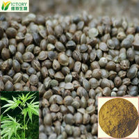 Supply Hemp seed extract 10:1 Moraceae plant with high quality