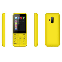 2.4inch Cheap Prcie Dual Sim Small Size Mobile Phones with Big Battery Made in China 220