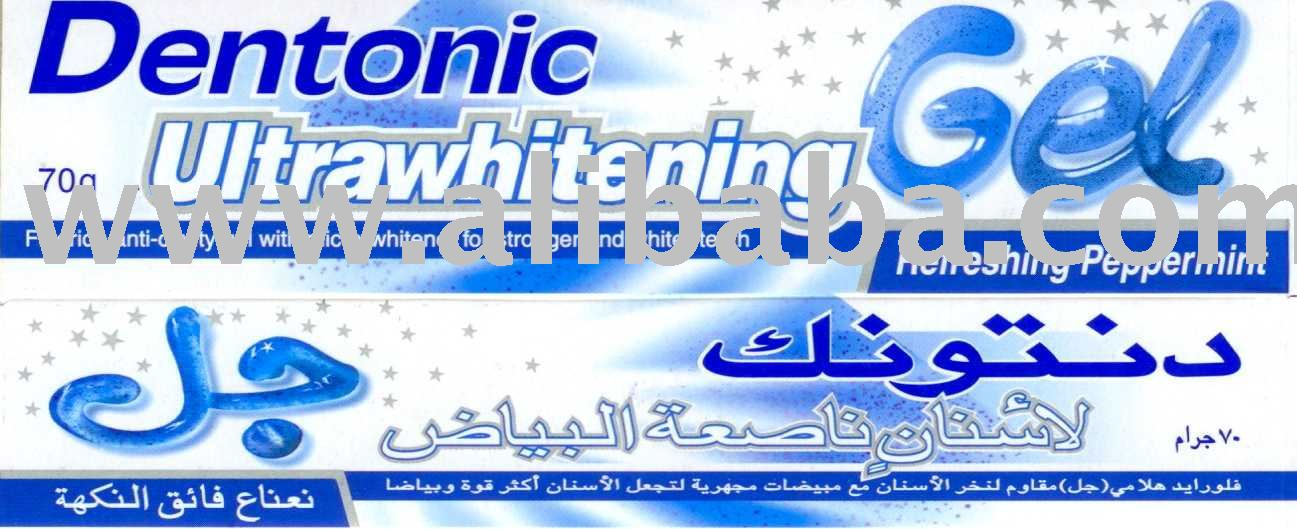 Dentonic Teething Whitening
