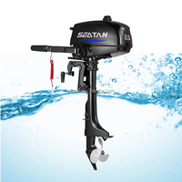 2 stroke 2.5hp Chinese outboard motor similar as yamahas outboard motor with cheap prices