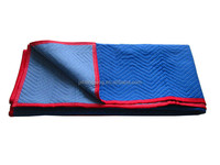 1.8*3.6m good quality cheap best red furniture removal blanket for australia