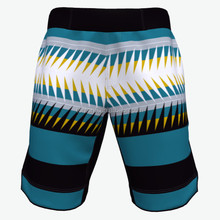 Custom sublimation gym wear boxing shorts for men