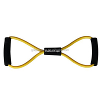8 Shape Strength Training Resistance Band