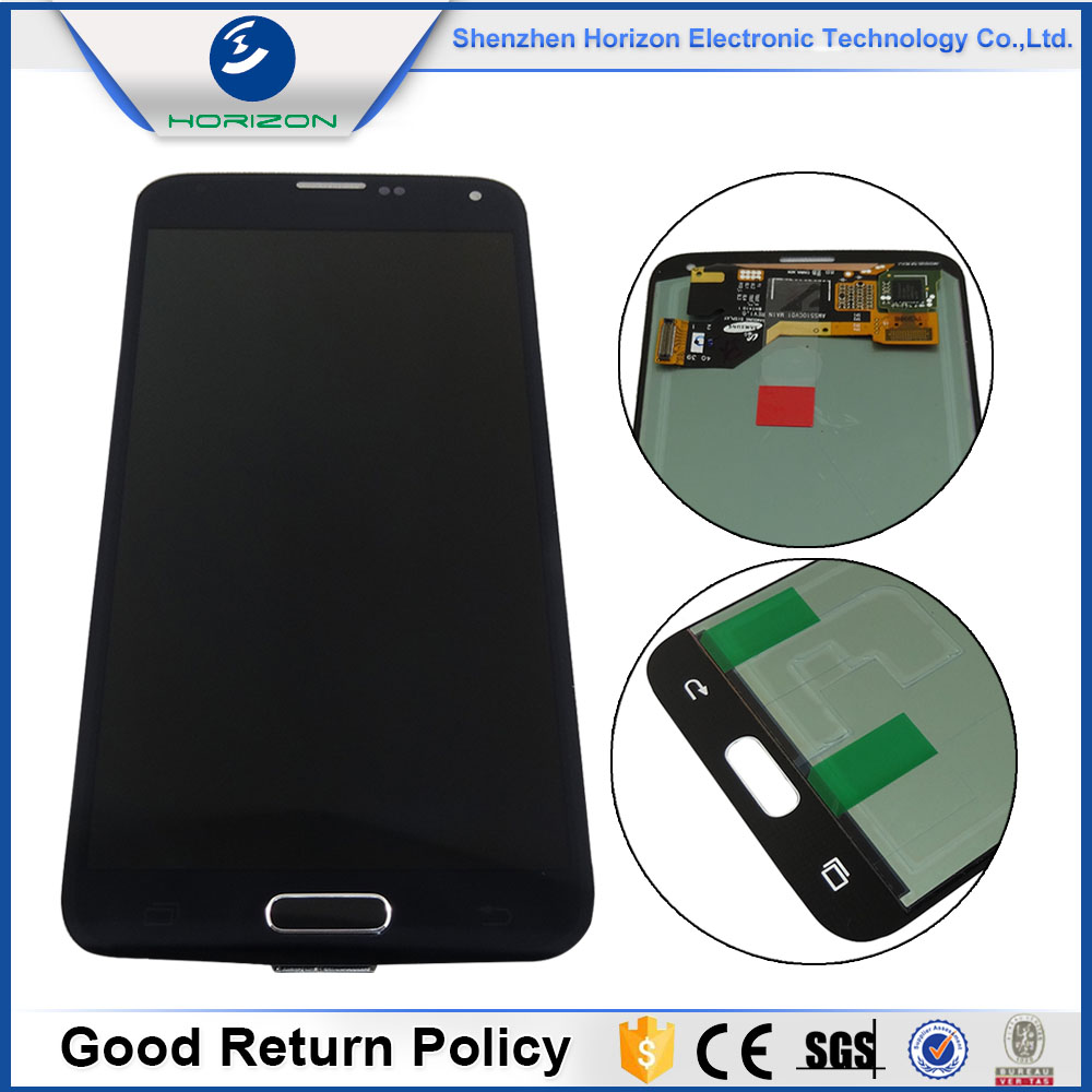 OEM 100% factory original price top quality parts for samsung galaxy s5 lcd digitizer assembly