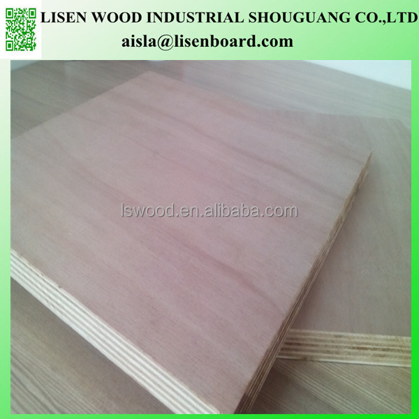 12mm 15mm 18mm Cheap Poplar Plywood for making wood pallets