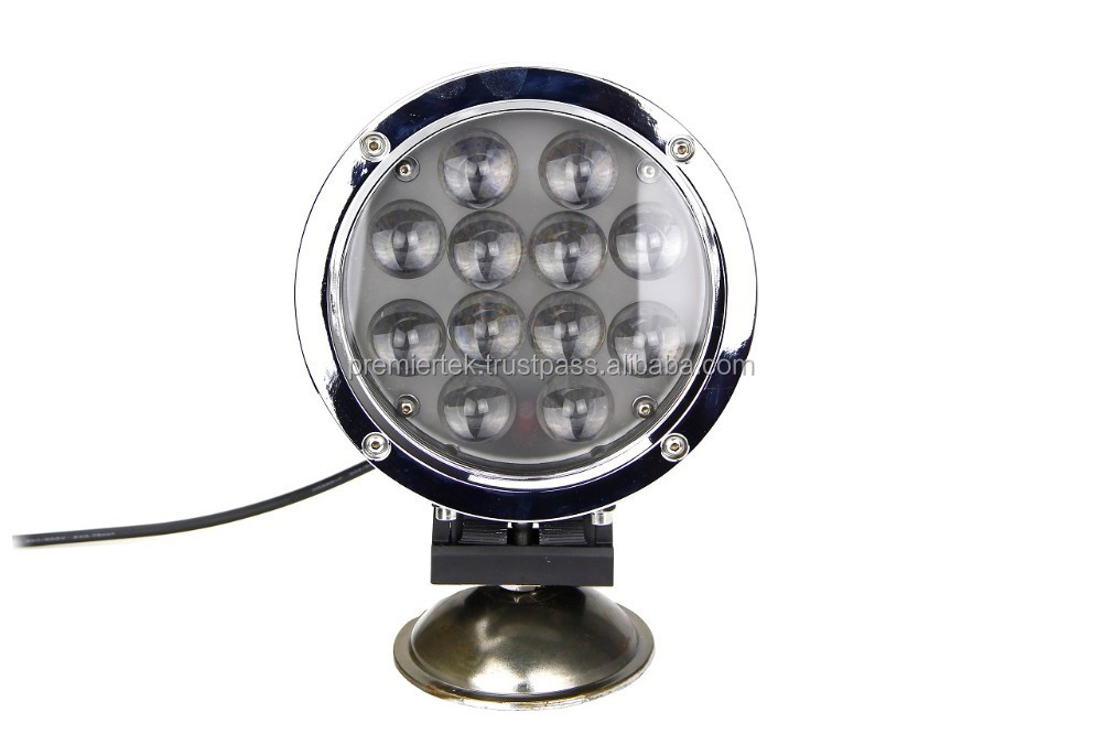 "Top quality 7"" 60W LED Driving light super bright"