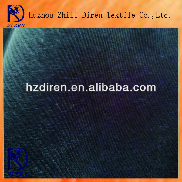 Dyed cotton Twill Khaki fabric