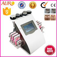 new products 2016 innovative product vacuum cavitation rf slimming machine with 10% discount from guangzhou companies au-61b